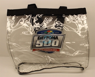 2011 Daytona International Speedway Clear Tote 2011 Daytona International Speedway Clear Tote, diecast collectibles, nascar collectibles, nascar apparel, diecast cars, die-cast, racing collectibles, nascar die cast, lionel nascar, lionel diecast, action diecast,racing collectibles, historical diecast,cooler
