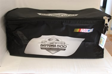 2013 Daytona Black Small Cooler 2013 Daytona Blue Small Cooler, diecast collectibles, nascar collectibles, nascar apparel, diecast cars, die-cast, racing collectibles, nascar die cast, lionel nascar, lionel diecast, action diecast,racing collectibles, historical diecast,cooler