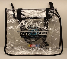 2013 Daytona International Speedway Clear Tote 2013 Daytona International Speedway Clear Tote, diecast collectibles, nascar collectibles, nascar apparel, diecast cars, die-cast, racing collectibles, nascar die cast, lionel nascar, lionel diecast, action diecast,racing collectibles, historical diecast,cooler