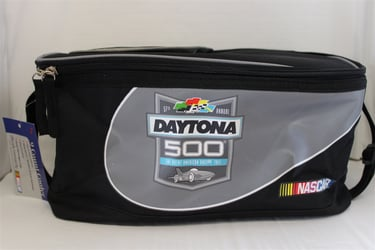 2015 Daytona Black Small Cooler with Easy Open Lid 2015 Daytona Red Small Cooler, diecast collectibles, nascar collectibles, nascar apparel, diecast cars, die-cast, racing collectibles, nascar die cast, lionel nascar, lionel diecast, action diecast,racing collectibles, historical diecast,cooler