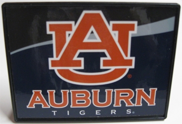 Auburn Tigers Trailer Hitch Cover Auburn Tigers Trailer Hitch Cover