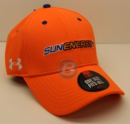 Berry & Habul #88 SunEnergy OSFM Orange Under Armour Hat JRM,Chase Elliott,Earnhardt,Nationwide,JRM,Under Armour,HAT