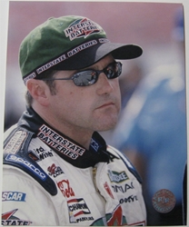 Bobby Labonte #18 Interstate Batteries 8 X 10 Photo #03 Bobby Labonte #18 Interstate Batteries 8 X 10 Photo