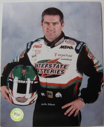 Bobby Labonte #18 Interstate Batteries 8 X 10 Photo #05 Bobby Labonte #18 Interstate Batteries 8 X 10 Photo