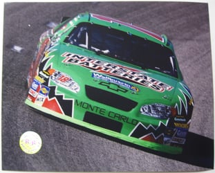 Bobby Labonte #18 Interstate Batteries 8 X 10 Photo #12 Bobby Labonte #18 Interstate Batteries 8 X 10 Photo