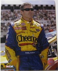 Bobby Labonte #43 Cheerios 8 X 10 Photo #15 Bobby Labonte #43 Cheerios 8 X 10 Photo