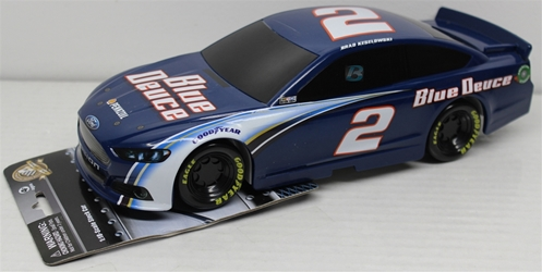 Brad Keselowski 2014 Blue Deuce 1:18 Kids Nascar Plastic Car Brad Keselowski nascar diecast, diecast collectibles, nascar collectibles, nascar apparel, diecast cars, die-cast, racing collectibles, nascar die cast, lionel nascar, lionel diecast, action diecast, university of racing diecast, nhra diecast, nhra die cast, racing collectibles, historical diecast, nascar hat, nascar jacket, nascar shirt