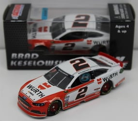 Brad Keselowski 2014 Wurth 1:64 Nascar Diecast Brad Keselowski  nascar diecast, diecast collectibles, nascar collectibles, nascar apparel, diecast cars, die-cast, racing collectibles, nascar die cast, lionel nascar, lionel diecast, action diecast, university of racing diecast, nhra diecast, nhra die cast, racing collectibles, historical diecast, nascar hat, nascar jacket, nascar shirt