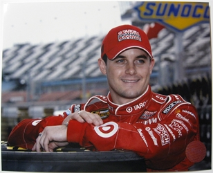Casey Mears #42 Target 8 X 10 Photo #04 Casey Mears #42 Target 8 X 10 Photo