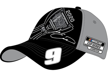 Chase Elliott #9 NASCAR Cup Series Champion Adult Trophy Hat 2020 Champion, Chase Elliott, NASCAR Cup