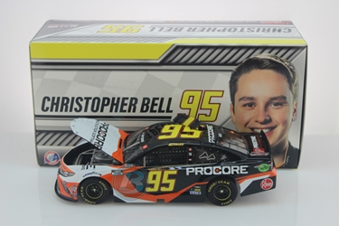 Christopher Bell 2020 Procore 1:24 Nascar Diecast Christopher Bell, Nascar Diecast,2020 Nascar Diecast,1:24 Scale Diecast, pre order diecast