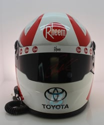 Christopher Bell Autographed 2019 Rheem Full Sized Replica Helmet Christopher Bell nascar diecast, diecast collectibles, nascar collectibles, nascar apparel, diecast cars, die-cast, racing collectibles, nascar die cast, lionel nascar, lionel diecast, action diecast, university of racing diecast, nhra diecast, nhra die cast, racing collectibles, historical diecast, nascar hat, nascar jacket, nascar shirt