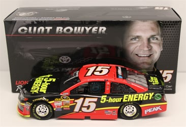 Clint Bowyer 2014 5 Hour Energy 1:24 Nascar Diecast Clint Bowyer nascar diecast, diecast collectibles, nascar collectibles, nascar apparel, diecast cars, die-cast, racing collectibles, nascar die cast, lionel nascar, lionel diecast, action diecast, university of racing diecast, nhra diecast, nhra die cast, racing collectibles, historical diecast, nascar hat, nascar jacket, nascar shirt