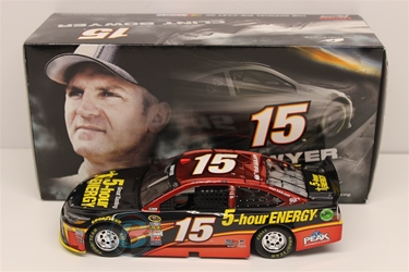 Clint Bowyer 2015 5 Hour Energy 1:24 Color Chrome Nascar Diecast Clint Bowyer diecast, 2015 nascar diecast, pre order diecast, 5 Hour Energy diecast