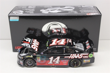 Clint Bowyer 2018 Haas 30 Years of the VF1 / Michigan Race Winner 1:24 Elite NASCAR Diecast Clint Bowyer, Michigan,Michigan International Speedway,FireKeepers Casino 400,Nascar Diecast,2018 Nascar Diecast,1:24 Scale Elite Diecast,pre order diecast, 2018