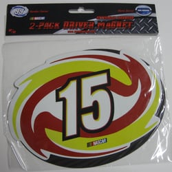 Clint Bowyer Magnet- 2 Pack Clint Bowyer Magnet- 2 Pack