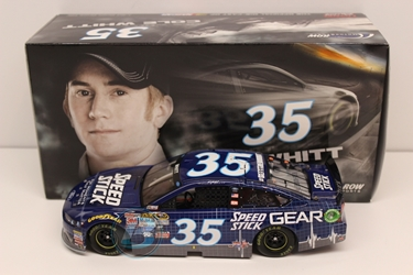 Cole Whitt 2015 #35 Speed Stick 1:24 Color Chrome Nascar Diecast cole whitt diecast, 2015 nascar diecast, pre order diecast, speed stick diecast