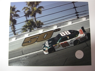 Dale Earnhardt #88 Amp 8 X 10 Photo #04 Dale Earnhardt #88 National Guard 8 X 10 Photo