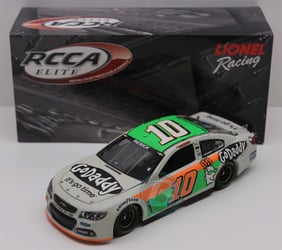 Danica Patrick 2014 #10 Test Car 1:24 Elite Standard Finish NASCAR Diecast Danica Patrick,NASCAR DIECAST,RCCA CLUB,RCCA ELITE,Test Car
