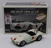 Elvis Edition Competition White 1965 Shelby Cobra 1:24 University of Racing Diecast - UR65COBRA-EPE