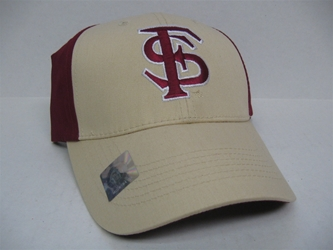 FLORIDA STATE SEMINOLES Champ 2-Tone Hat/Cap FLORIDA STATE SEMINOLES Champ 2-Tone Hat/Cap, Officially Licensed Hat, Officially licensed cap, officially licensed ncaa hat