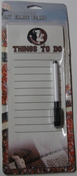 Florida State Things To Do Dry Erase Board With Pen Florida State Things To Do Dry Erase Board With Pen