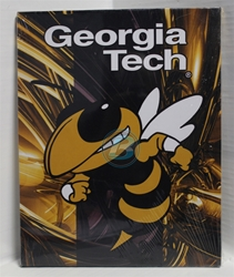 "Georgia Tech Canvas 11"" x 14"" Wall Hanging collectible canvas, ncaa licensed, officially licensed, collegiate collectible, university of"