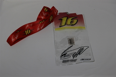 Greg Biffle #16 Red Top Credential Holder and Lanyard Greg Biffle nascar diecast, diecast collectibles, nascar collectibles, nascar apparel, diecast cars, die-cast, racing collectibles, nascar die cast, lionel nascar, lionel diecast, action diecast, university of racing diecast, nhra diecast, nhra die cast, racing collectibles, historical diecast, nascar hat, nascar jacket, nascar shirt, R and R