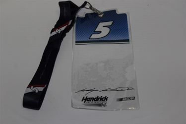 Kasey Kahne #5 Blue Top Striped Credential Holder and Lanyard Kasey Kahne nascar diecast, diecast collectibles, nascar collectibles, nascar apparel, diecast cars, die-cast, racing collectibles, nascar die cast, lionel nascar, lionel diecast, action diecast, university of racing diecast, nhra diecast, nhra die cast, racing collectibles, historical diecast, nascar hat, nascar jacket, nascar shirt, R and R