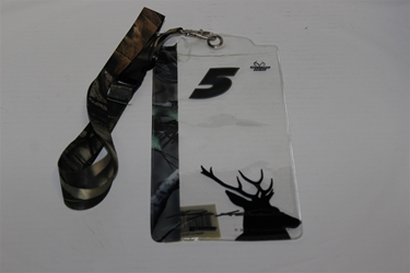 Kasey Kahne #5 Camo RealTree/ Deer Head Credential Holder and Lanyard Kasey Kahne nascar diecast, diecast collectibles, nascar collectibles, nascar apparel, diecast cars, die-cast, racing collectibles, nascar die cast, lionel nascar, lionel diecast, action diecast, university of racing diecast, nhra diecast, nhra die cast, racing collectibles, historical diecast, nascar hat, nascar jacket, nascar shirt, R and R