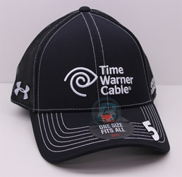 Kasey Kahne # 5 Time Warner Cable OSFM Black Under Armour Hat JRM,Kasey Kahne,Earnhardt,Nationwide,JRM,Under Armour,HAT