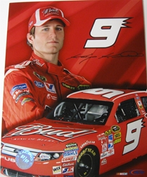 Kasey Kahne #9 Budweiser 8 X 10 Photo #02 Kasey Kahne #9 Budweiser 8 X 10 Photo