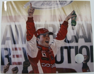 Kasey Kahne #9 Dodge 8 X 10 Photo #13 Kasey Kahne #9 Dodge 8 X 10 Photo