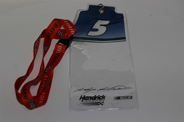 Kasey Kahne #X5 Blue Top Credential Holder and Red Daytona Lanyard Kasey Kahne nascar diecast, diecast collectibles, nascar collectibles, nascar apparel, diecast cars, die-cast, racing collectibles, nascar die cast, lionel nascar, lionel diecast, action diecast, university of racing diecast, nhra diecast, nhra die cast, racing collectibles, historical diecast, nascar hat, nascar jacket, nascar shirt, R and R