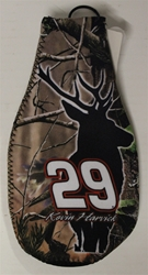 Kevin Harvick # 29 Real Tree Deear Head Bottle Coozie Kevin Harvick nascar diecast, diecast collectibles, nascar collectibles, nascar apparel, diecast cars, die-cast, racing collectibles, nascar die cast, lionel nascar, lionel diecast, action diecast,racing collectibles, historical diecast,coozie,hugger