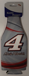 Kevin Harvick # X4 Grey and Red Bottle Coozie Kevin Harvick nascar diecast, diecast collectibles, nascar collectibles, nascar apparel, diecast cars, die-cast, racing collectibles, nascar die cast, lionel nascar, lionel diecast, action diecast,racing collectibles, historical diecast,coozie,hugger