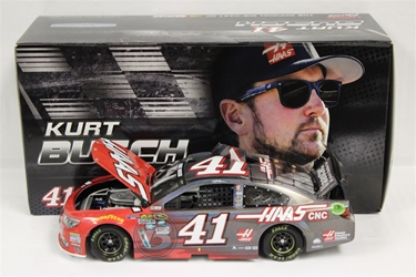 Kurt Busch 2016 Haas Automation 1:24 Flashcoat Color Nascar Diecast Kurt Busch diecast, 2016 nascar diecast, pre order diecast