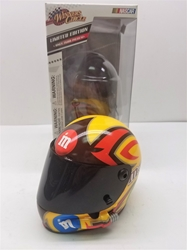 Kyle Busch M&Ms 1/3 Scale Replica Helmet Kyle Busch nascar diecast, diecast collectibles, nascar collectibles, nascar apparel, diecast cars, die-cast, racing collectibles, nascar die cast, lionel nascar, lionel diecast, action diecast, university of racing diecast, nhra diecast, nhra die cast, racing collectibles, historical diecast, nascar hat, nascar jacket, nascar shirt
