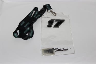 Matt Kenseth #17 Roush Fenway Racing Credential Holder and Lanyard Matt Kenseth nascar diecast, diecast collectibles, nascar collectibles, nascar apparel, diecast cars, die-cast, racing collectibles, nascar die cast, lionel nascar, lionel diecast, action diecast, university of racing diecast, nhra diecast, nhra die cast, racing collectibles, historical diecast, nascar hat, nascar jacket, nascar shirt, R and R