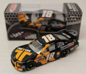 Matt Kenseth 2013 #18 GameStop Tritton 1:64 Nascar Diecast Matt Kenseth nascar diecast, diecast collectibles, nascar collectibles, nascar apparel, diecast cars, die-cast, racing collectibles, nascar die cast, lionel nascar, lionel diecast, action diecast, university of racing diecast, nhra diecast, nhra die cast, racing collectibles, historical diecast, nascar hat, nascar jacket, nascar shirt