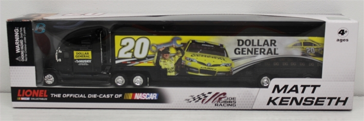 Matt Kenseth 2013 Dollar General/Husky Tools 1:64 Hauler Nascar Diecast Matt Kenseth nascar diecast, diecast collectibles, nascar collectibles, nascar apparel, diecast cars, die-cast, racing collectibles, nascar die cast, lionel nascar, lionel diecast, action diecast, university of racing diecast, nhra diecast, nhra die cast, racing collectibles, historical diecast, nascar hat, nascar jacket, nascar shirt
