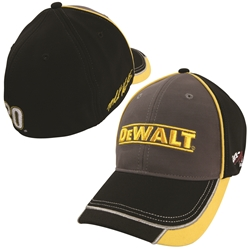 Matt Kenseth 2015 DeWalt Stretch Fit Hat - SM/MD Matt Kenseth, diecast collectibles, nascar collectibles, nascar apparel, diecast cars, die-cast, racing collectibles, nascar die cast, lionel nascar, lionel diecast, action diecast, university of racing diecast, nhra diecast, nhra die cast, racing collectibles, historical diecast, nascar hat, nascar jacket, nascar shirt