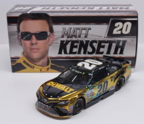 Matt Kenseth 2017 DeWalt Last Ride Raced Version 1:24 Color Chrome Nascar Diecast Matt Kenseth Nascar Diecast,2017 Nascar Diecast,1:24 Scale Diecast, pre order diecast
