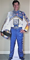 "**NEW* Autographed Michael Waltrip full body Display 69"" tall still in box **NEW* Autographed Michael Waltrip full body Display 69"" tall still in box"