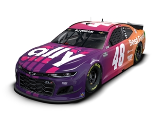 *Preorder* Alex Bowman 2021 Ally / Best Friends 1:24 Color Chrome Nascar Diecast Alex Bowman, Nascar Diecast,2021 Nascar Diecast,1:24 Scale Diecast, pre order diecast
