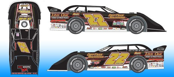 *Preorder* Chris Ferguson 2021 #22 1:64 Dirt Late Model Diecast Chris Ferguson, 2021 Dirt Late Model Diecast, 1:64 Scale Diecast, pre order diecast