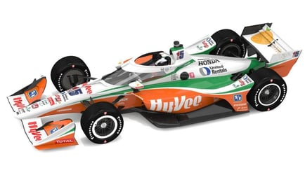 *Preorder* Graham Rahal 2020 #15 Hy-Vee 1:64 Indy Car Diecast Graham Rahal 2020 #15 Hy-Vee 1:64 Indy Car Diecast, diecast collectibles, nascar collectibles, nascar apparel, diecast cars, die-cast, racing collectibles, nascar die cast, lionel nascar, lionel diecast, action diecast, university of racing diecast, nhra diecast, nhra die cast, racing collectibles, historical diecast, nascar hat, nascar jacket, nascar shirt
