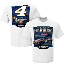 Kevin Harvick 2020 Busch National Forest Foundation Tee Kevin Harvick, shirt, nascar playoffs