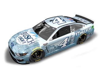 *Preorder* Kevin Harvick 2021 Busch Light #TheCrew 1:24 Color Chrome Nascar Diecast Kevin Harvick Nascar Diecast,2021 Nascar Diecast,1:24 Scale Diecast, pre order diecast