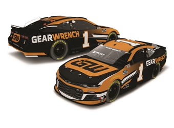 *Preorder* Kurt Busch 2021 GearWrench 1:24 Color Chrome Nascar Diecast Kurt Busch, Nascar Diecast,2021 Nascar Diecast,1:24 Scale Diecast, pre order diecast